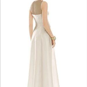 Designer Alfred Sung Bridal Dress